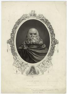 Brian Boru (Boroimhe) monarch of Ireland.