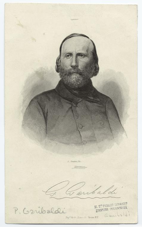 G. Garibaldi.