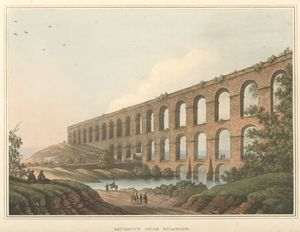 Aqueduct near Belgrade Digital ID: 81518. New York Public Library