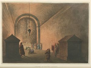 Chapel of Mount Calvary
