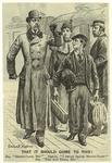 Porter Helping Traveler, England, 1890s.