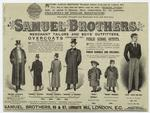 Samuel Brothers Merchant Tailors And Boys' Outfitters