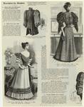 Blouse Russe, Pour Petit Garçon De Huit Ans (1500) ; Robe De Bal, Genre 1830 (1392) ; Toilette D'Exposition (1424) ; Corsage …