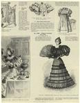Women'S And Infant'S Clothing, France, 1890s.