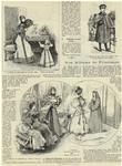 Robes de jeune femme et de bébé ; Toilettes de visites et de réception ; Pardessus en drap pour petit garçon