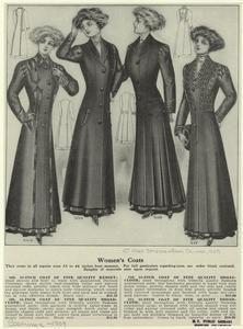Women's coats.