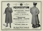 "Aquascutum"" Walking Coat ; ""Aquascutum"" Coverall."