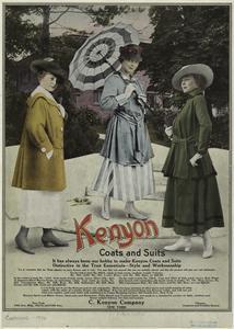Kenyon coats and suits.