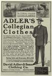 Akler's collegian clothes