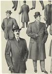 Men In Suits And Coats, United States, 1901s.