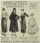 Restaurant Frock ; Fur Coat ; Chiffon Velvet Bolero Tea-Frock ; Mercerised Cotton Sports Coat.