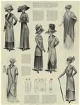 Autumn Coats And Wraps, 1910.