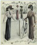 Women, England, Ca. 1911.