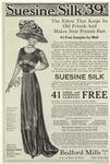 Suesine silk : the fabric