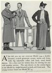 [Men, a woman, and a dog,