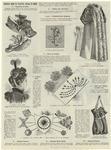 Chapeaux, Robes De Fillettes, Détails De Modes.