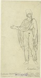 Sarmatian on the Trajan column.