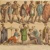 Men And Women, Ancient Greece.]