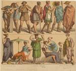 Men And Women, Ancient Greece.