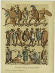 Edad Antigua : Armas Y Trajes De Los Griegos.