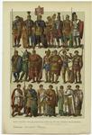 Edad Antigua--Trajes Italianos Hasta El Fin Del Imperio De Occidente, 1894.