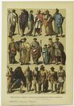 Edad Antigua--Trajes Y Armas De Los Romanos De Varias Categorias.