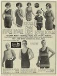 "Lamb Knit"" Bathing Suits Are Profit Makers."