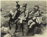 Virginia Warwick, Harriet Hammond, Phyllis Haver.
