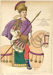 L'Empr. Justinien En Guerre (Medaille).