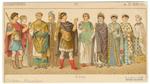 Byzantines, A.D. 300-700.