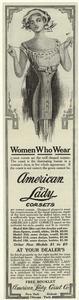 American Lady corsets.