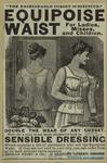 Equipoise Waist For Ladies, Misses, And Children.