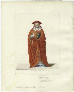 Cardinal, 15th c.