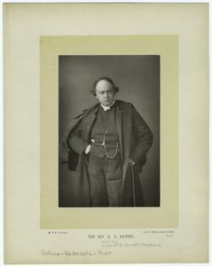 The Rev. H. R. Haweis.