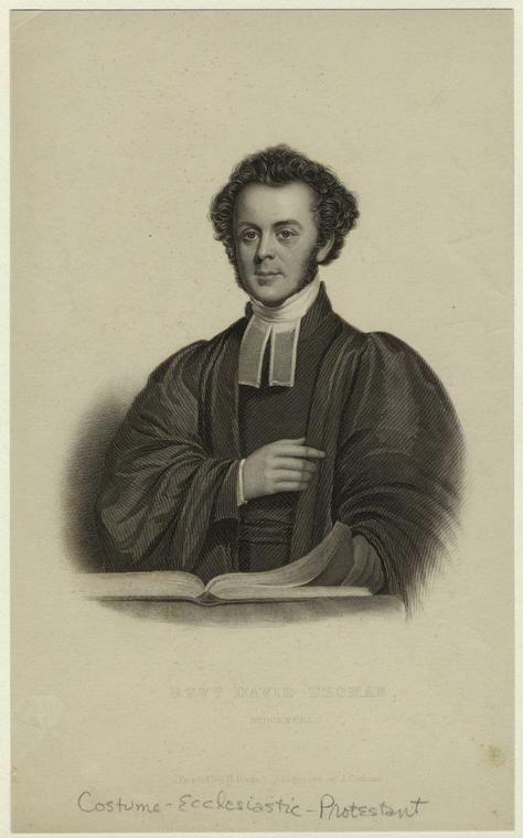 Rev'd. David Thomas, Stockwell.