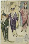 Opera coat ; Evening mant