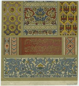 [Arabian design.]