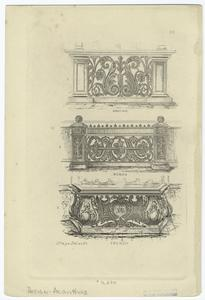 [Greek, Roman, and French acanthus designs.]