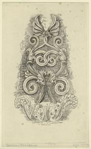 [Greek acanthus design.]