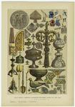 Edad Media -- Objetos Artísticos Ingleses, Hasta El Año 1200.