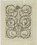 Acanthus Design, England, 19th Century.