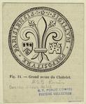 Grand Sceau Du Châtelet.