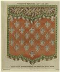 Fleur-De-Lis Banner Screen, For Bead And Wool Work.
