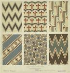 Designs For The Decoration Of Pillars.