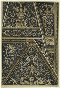 [French design, 16th century.]