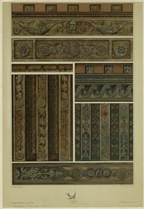 [French design, 17th century.]