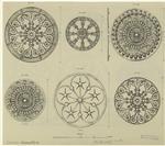Cast iron circular panels