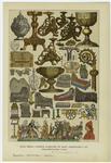 Edad Media -- Objetos Alemanes De Arte, Domésticos Y De Ornamentacion (1200).