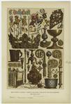 Edad Media -- Armas Y Objetos De Arte Y De Culto De Los Alemanes Del Siglo Xiii.