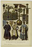 Edad Media -- Objetos De Arte Y Trajes Alemanes (1100-1200).